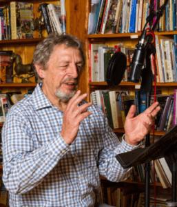 Bruce Barnard Voice Over Actor Books