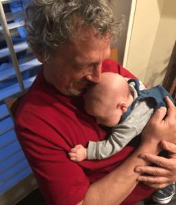 Bruce Barnard Voice Over Actor Child