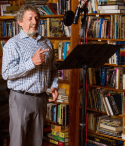 Bruce Barnard Voice Over Actor Library Image